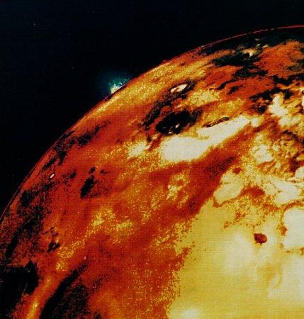 VolcanoPlanet