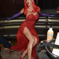 Heidi Klum's Incredible Jessica Rabbit Costume, and More From The Past!