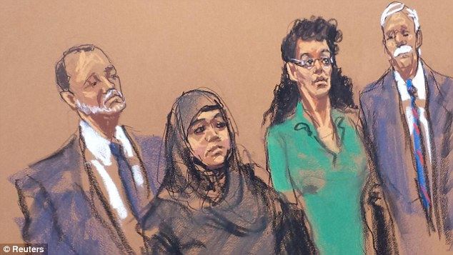 'ISIS inspired': Roommates Noelle Velentzas and Asia Siddiqui allegedly stockpiled gas tanks, fertilizer and a pressure cooker in an apparent bid to emulate Boston marathon bomber