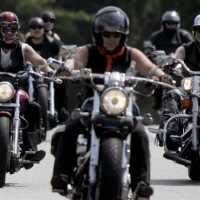 Biker Gangs Fighting ISIS - No Surrender!