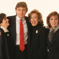 Trump's War Against Women? His Long Time Female Associates Say NO WAY!