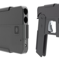 New Concealed-Carry Gun That Looks Like a Smart Phone