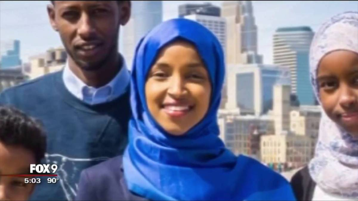 """{VIDEO} """"Historic"""" Muslim Primary Winner Married Her Brother While Was Already Married And Possibly In Violation Of Immigration Laws"""