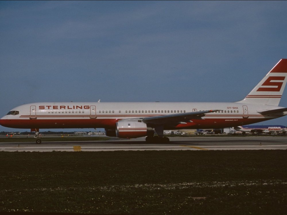 Trump's Boeing 757-2J4ER first flew in May 1991. The new airliner was delivered to Sterling Airlines, a now defunct Danish low-cost carrier. A couple of years later, it found its way into the fleet of Mexico's Taesa, also now a defunct airline.