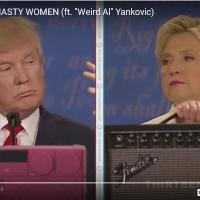 'Weird Al' Yankovic Turns Presidential Debate Into New Anthem: 'Bad Hombres, Nasty Women' {VIDEO}