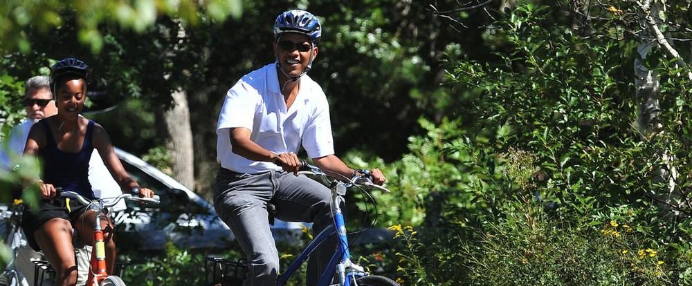 obama bike