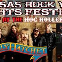 Kansas Rock Your Rights Festival - Molly Hatchet and Special Guests: Ted Nugent, Kris Kobach, Larry Pratt, Sheriff Richard Mack, KrisAnne Hall - May 13th
