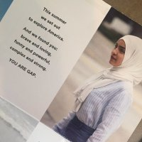 The GAP Features Hijab in Their 2017 Campaign - #CloseTheGAP #BoycottGAP