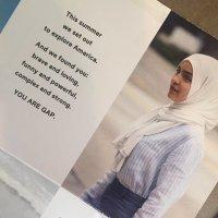 The GAP Features Hijab in Their 2017 Campaign - #CloseTheGAP #BoycottGAP