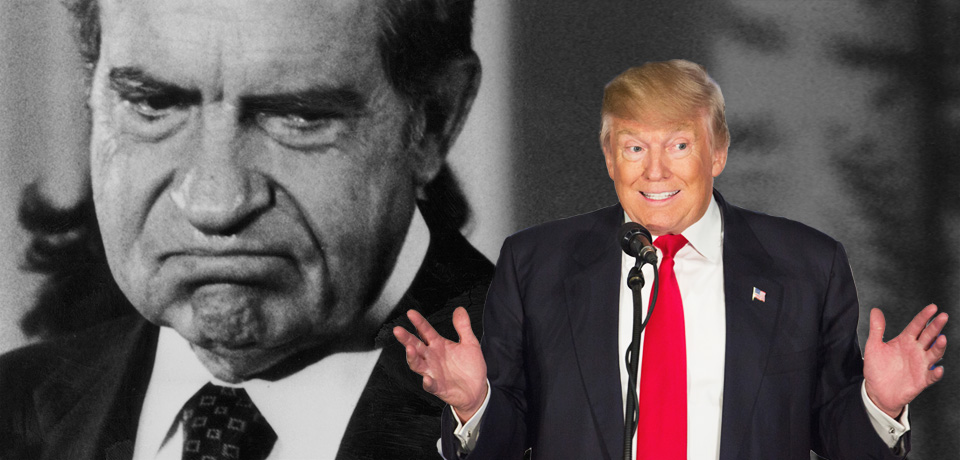 The Apples and Oranges (pun intended) of the Trump / Nixon Rhetoric of the Leftists, and the Real Reason he was fired…