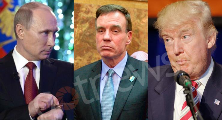 PROOF: RUSSIA Gave $6 Million To Top Trump-Russia Conspiracy Theorist, Democrat Sen. Mark Warner, In 2012