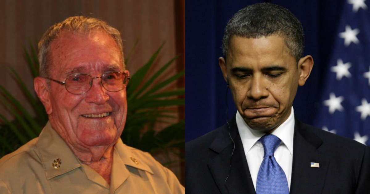 "A Letter to President Obama – ""advice from a very old geezer"" Epic Takedown"