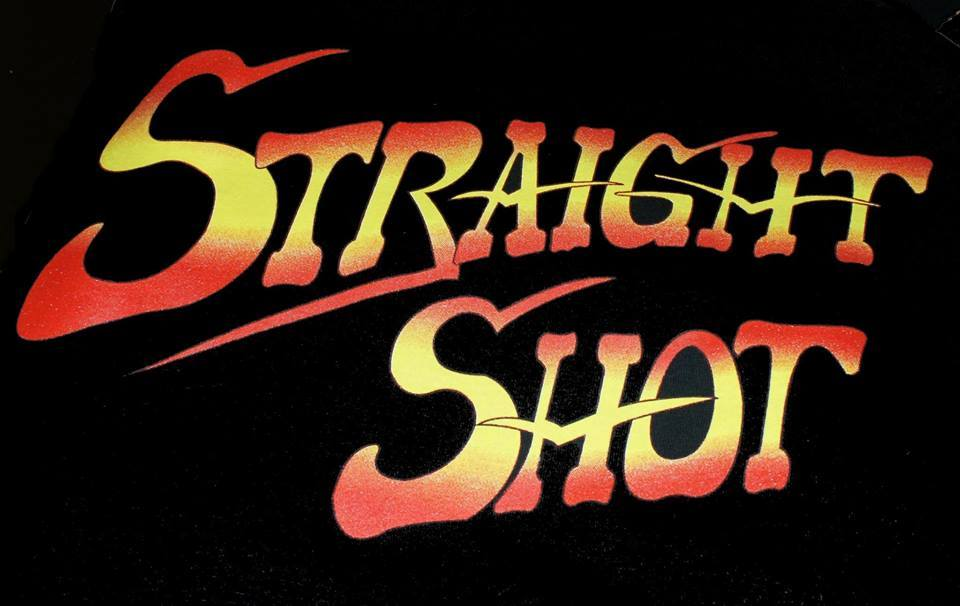 straight shot logo
