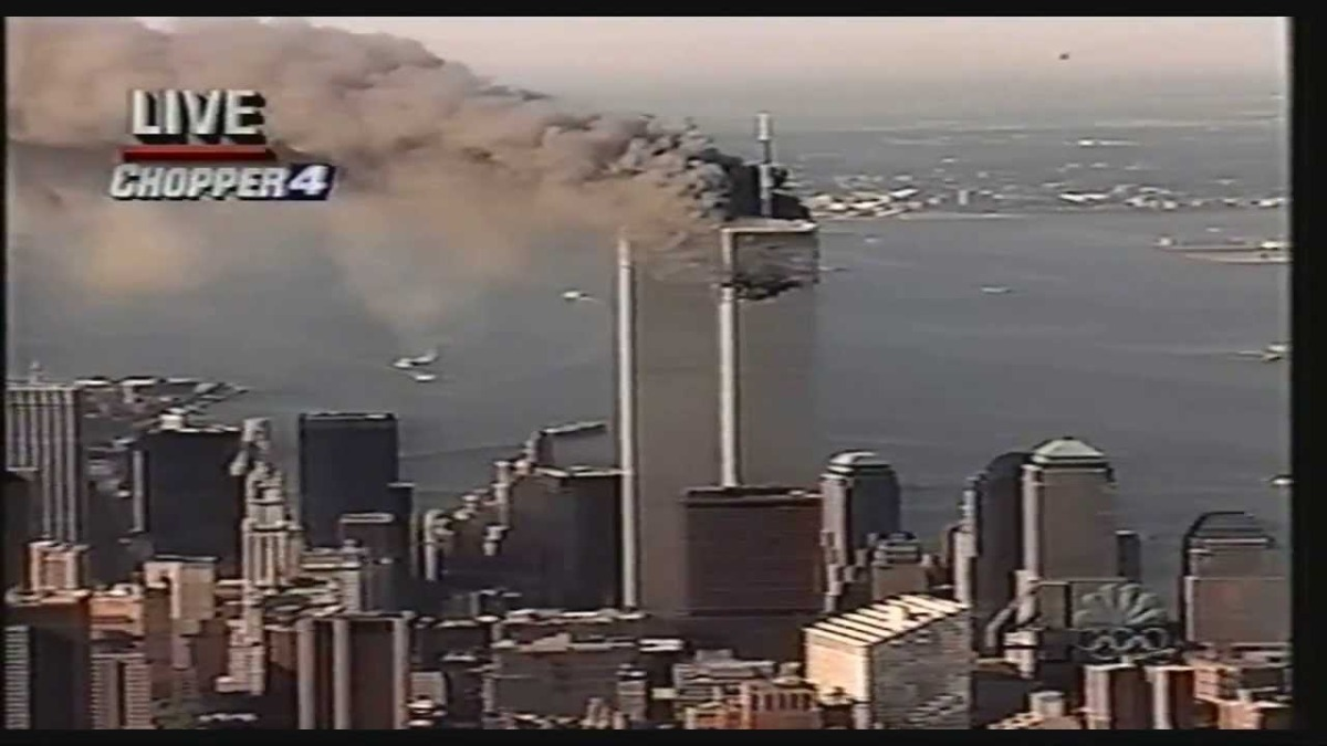 #NeverForget: Original Newscasts and Rare New Yorkers' Videos of #911