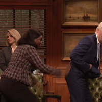 AMAZING! Liberal SNL Roasts Creepy Uncle Joe Biden!